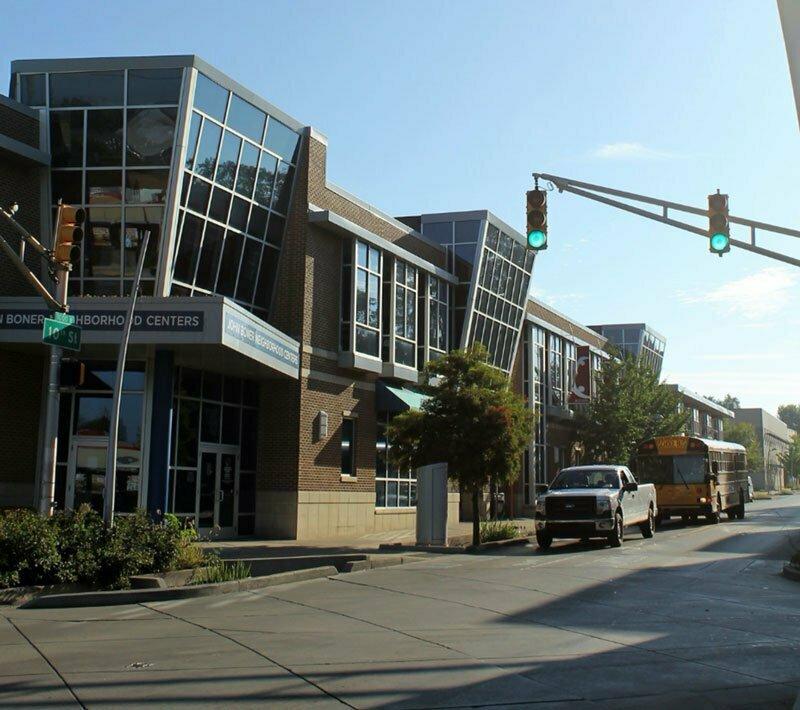 John Boner Center Exterior