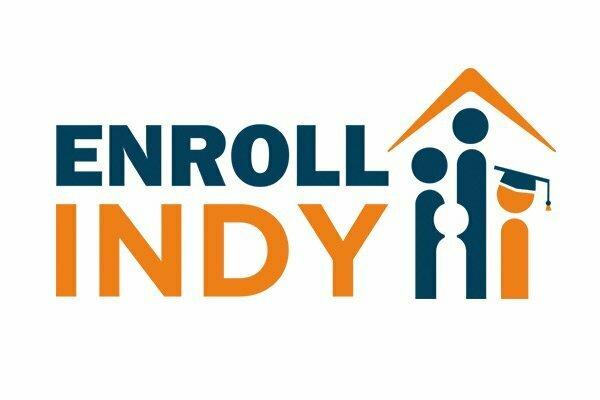 Enroll Indy Logo