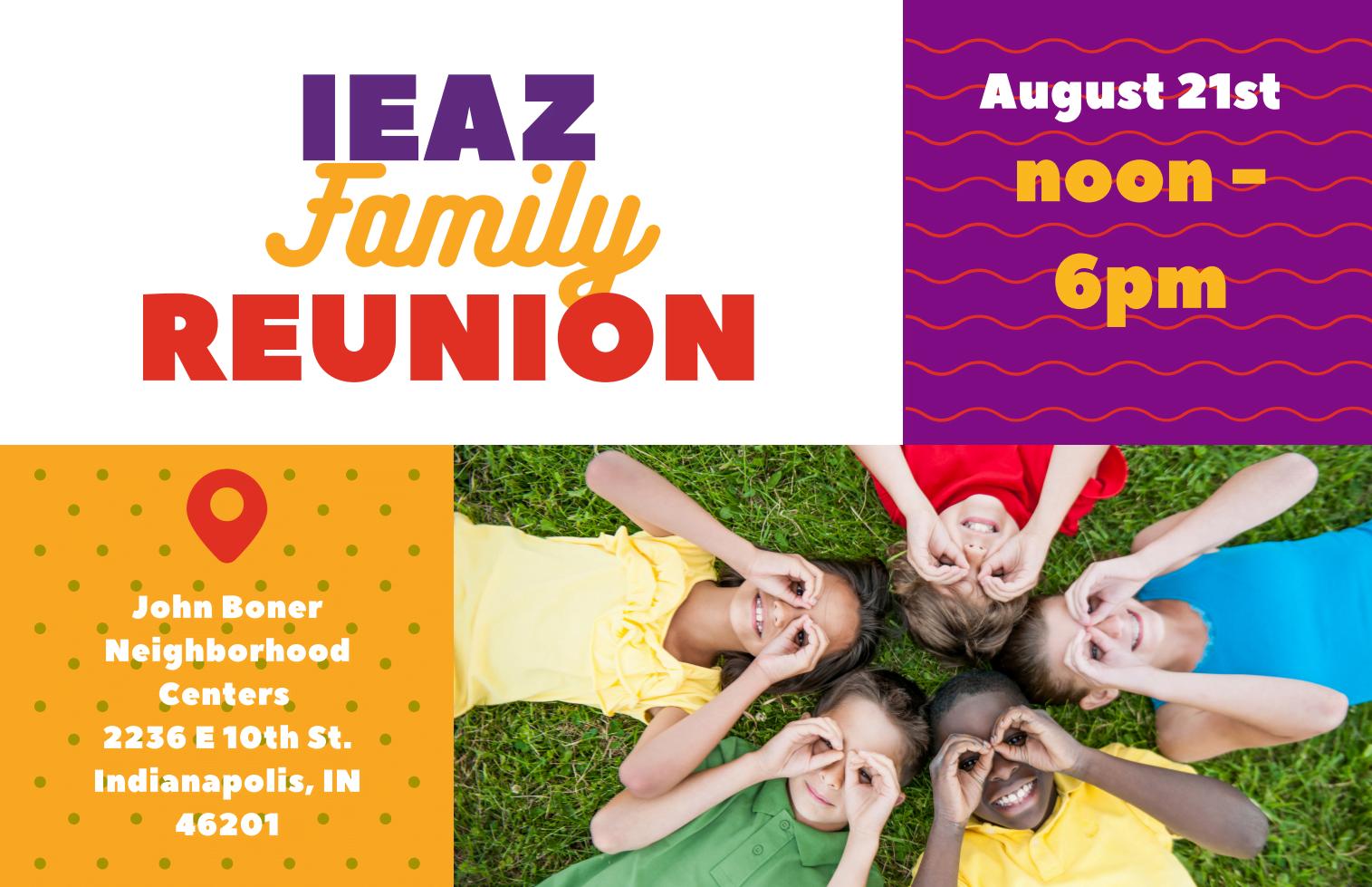 IEAZ Family Reunion